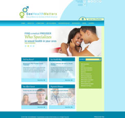 Sexual Medicine Society of North America website homepage
